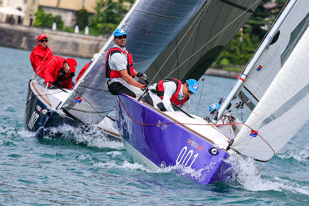 2017 ACT 3 Sportboote Regatta Thun