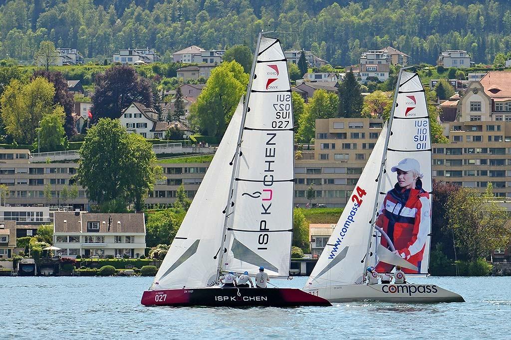 2016 ACT 2 Sportbootregatta Horgen