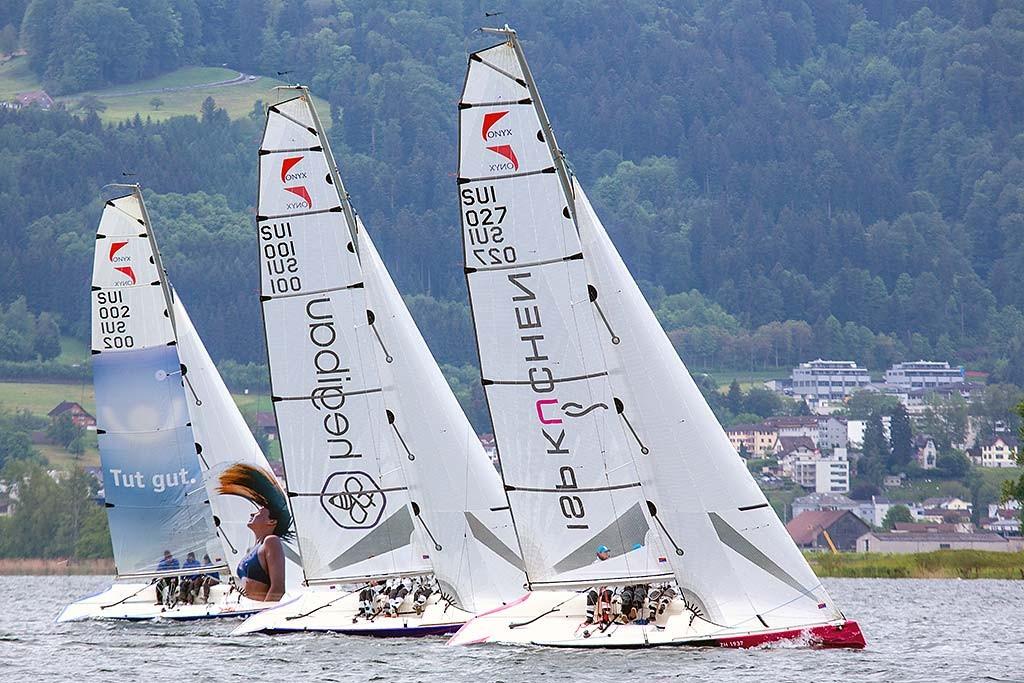 2016 ACT 3 Pfingst-Regatta Zürich-Rapperswil