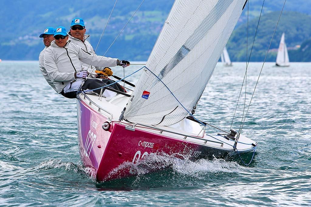 2016 ACT 4 Sportboote Regatta Thun