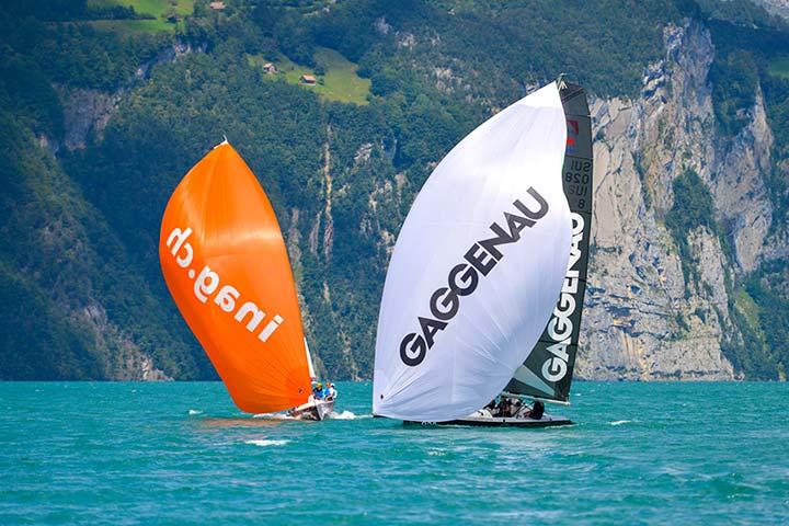 Regattaveranstaltung kombiniert mit Segelferien am Gardasee?