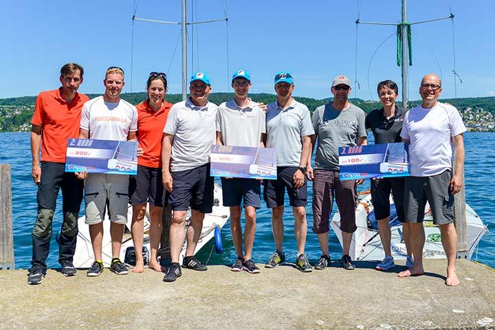 Saisonhöhepunkt compasscup Klassenmeisterschaft 2019