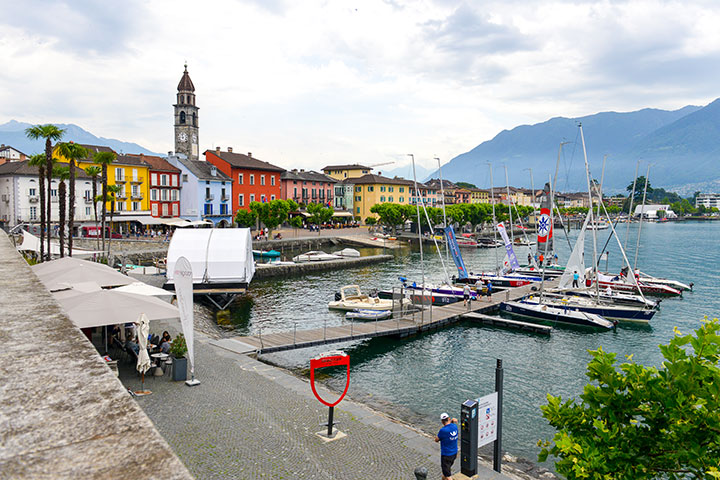 Tabula rasa am Act 4 in Ascona