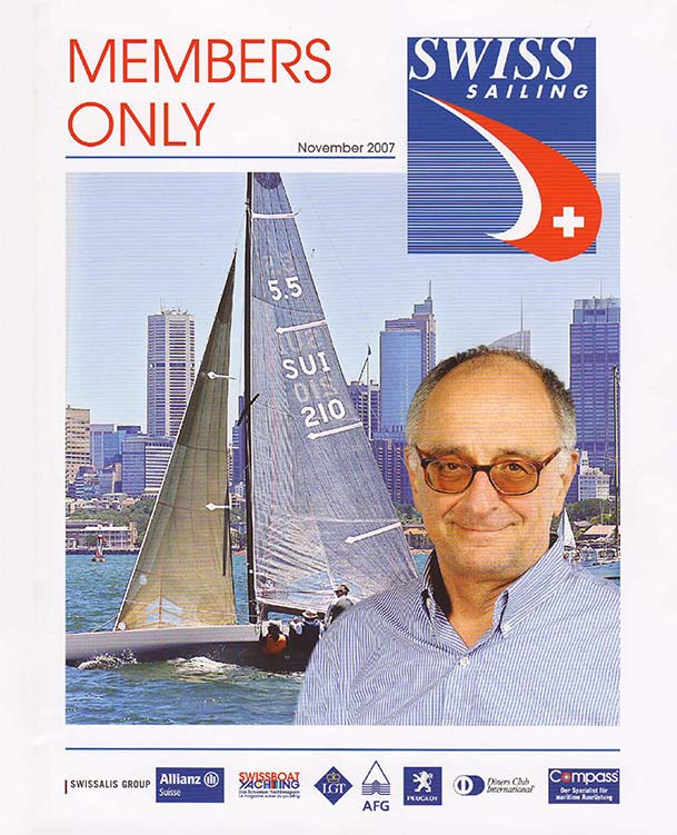 Swiss Sailing - 11.2007