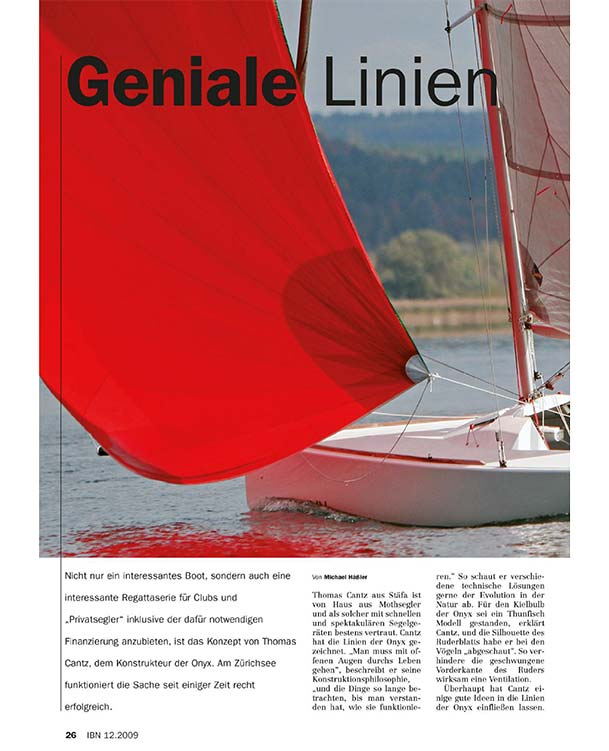 International Bodensee Nachrichten - 12.2009